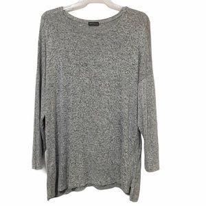 Market & Spruce Gray Shirt Size 3X